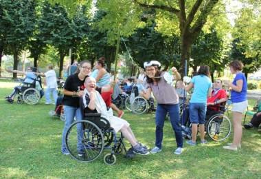 Settimana di volontariato - Agosto 2014