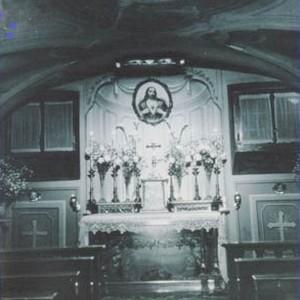 Chiesa della prima casa dell'Istituto