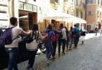 pellegrinaggio giovani Roma 2016