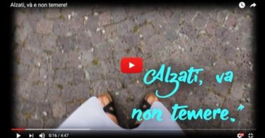 screenshot video sr Chiara