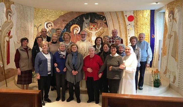 esercizi spirituali fraternità aprile 2017