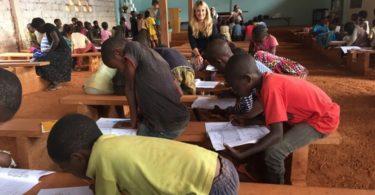 esperienza in camerun 2017