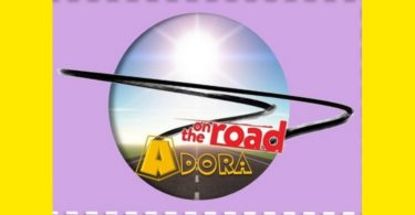 adora on the road