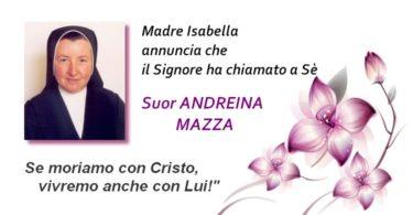 sr Andreina Mazza