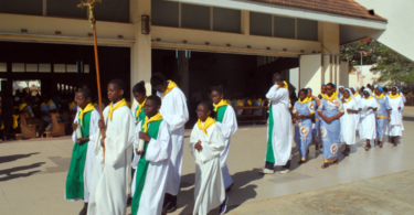canonizzazione senegal