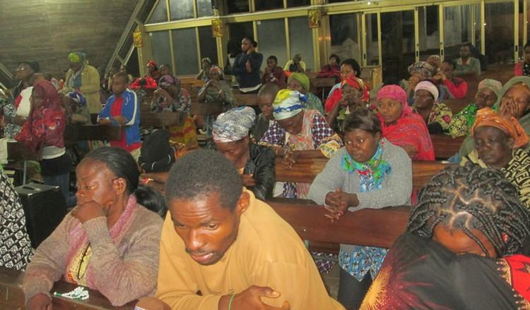 adorazioni giovani Africa