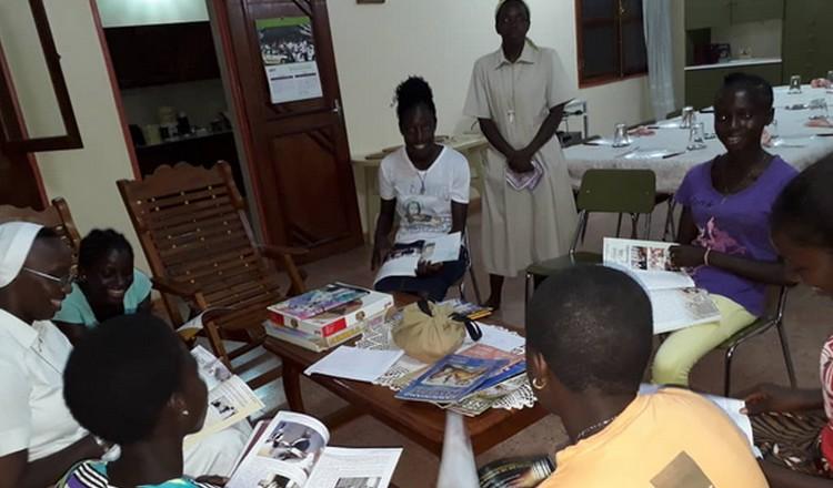 Campo vocazionale senegal 2019
