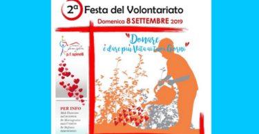 festa volontari 2019