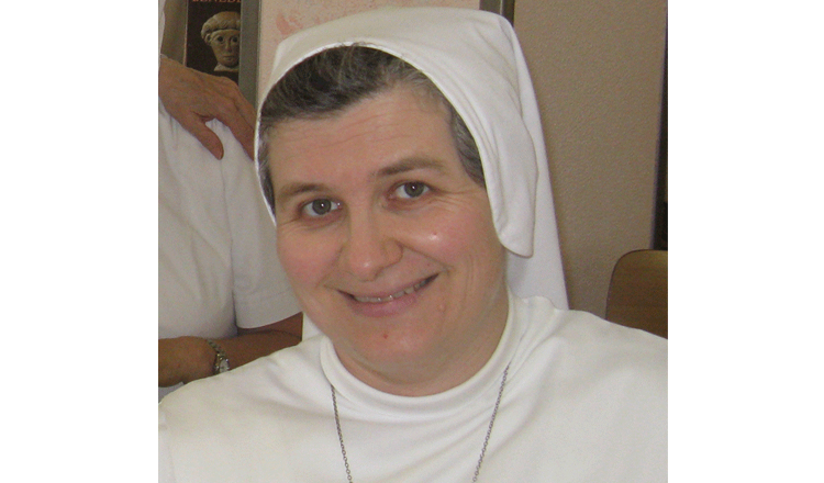 Suor Ivana Signorelli