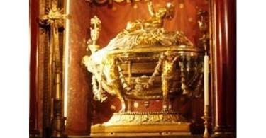 Reliquie della culla di Betlemme