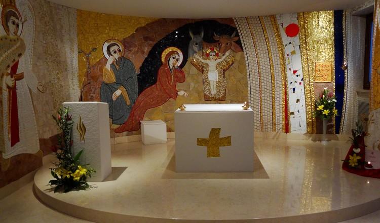 Cappella Adorationis Mysterium – Lenno