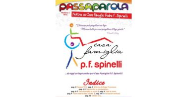 PassaParola copertina Ottobre 2016