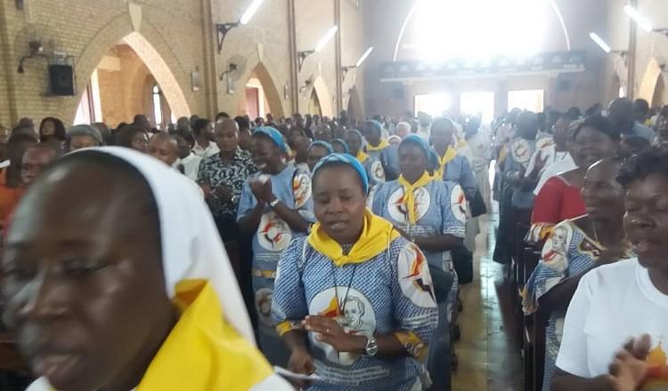 ringraziamento in Congo