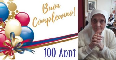 100 anni sr ambrogia