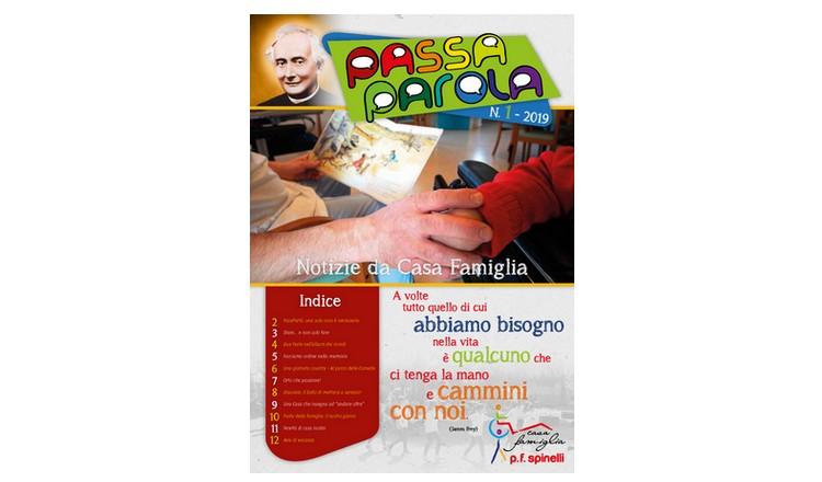PassaParola n1 2019