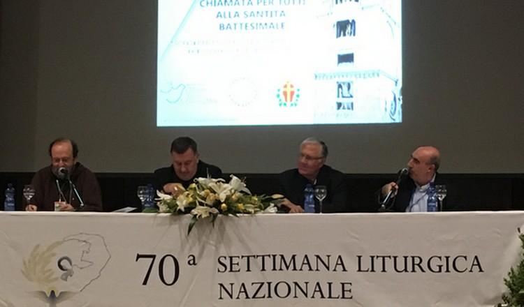Settimana liturgica 2019