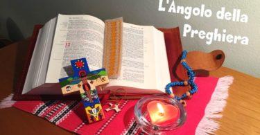 l'angolo della preghiera