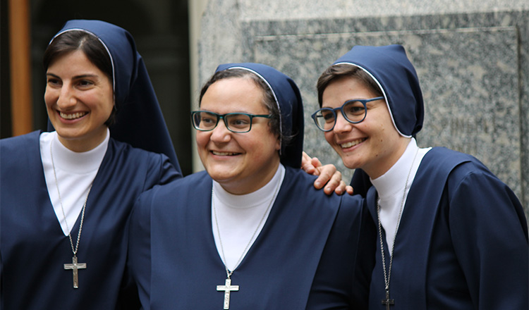 Professione Silvia, Serena, Veronica