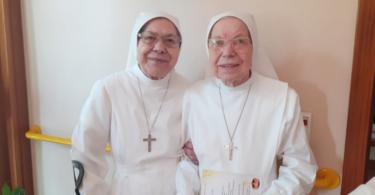 Rinnovo voti Evelina e Santa Maria